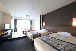 Hotel Harvest Ito, Szállodák  Ito - big - 17