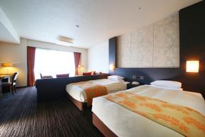 Hotel Harvest Ito, Szállodák  Ito - big - 8