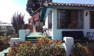 Hostal La Candelaria, Bed and Breakfasts  Algarrobo - big - 30