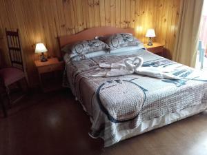 Hostal La Candelaria, Bed and Breakfasts  Algarrobo - big - 4