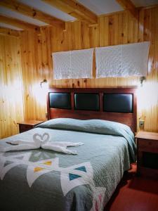 Hostal La Candelaria, Bed and Breakfasts  Algarrobo - big - 23