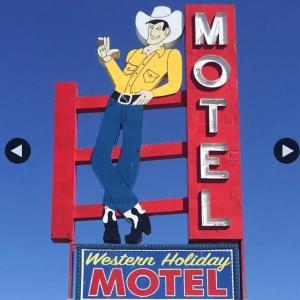obrázek - Western Holiday Motel