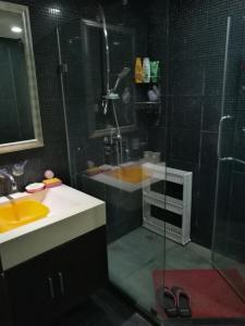 Su Zhou Xiao Cheng Gu Shi Apartment, Apartmány  Suzhou - big - 10