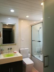 Su Zhou Xiao Cheng Gu Shi Apartment, Apartmány  Suzhou - big - 11