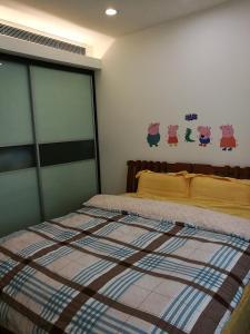 Su Zhou Xiao Cheng Gu Shi Apartment, Apartments  Suzhou - big - 13