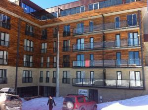 Apartment 205 in Mgzavrebi Gudauri, Апартаменты  Гудаури - big - 13