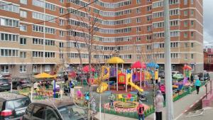 Apartamienty na Novosielkakh, Ferienwohnungen  Ivanteevka - big - 4