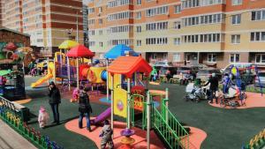 Apartamienty na Novosielkakh, Ferienwohnungen  Ivanteevka - big - 9