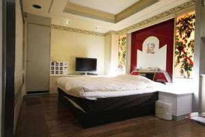 Hotel Que Sera Sera Hirano (Adult Only), Love hotels  Osaka - big - 8