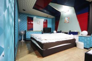 Hotel Que Sera Sera Hirano (Adult Only), Love hotels  Osaka - big - 10