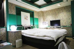 Hotel Que Sera Sera Hirano (Adult Only), Love hotels  Osaka - big - 12