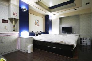 Hotel Que Sera Sera Hirano (Adult Only), Love hotels  Osaka - big - 16