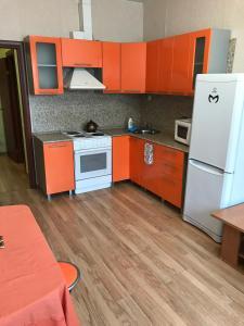 Apartments at Zavodskaya 14, Apartmanok  Ivantyeevka - big - 16