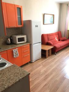 Apartments at Zavodskaya 14, Apartmanok  Ivantyeevka - big - 17