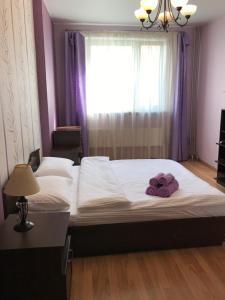 Apartments at Zavodskaya 14, Apartmanok  Ivantyeevka - big - 19