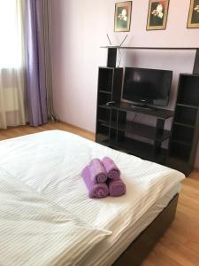 Apartments at Zavodskaya 14, Ferienwohnungen  Ivanteevka - big - 21