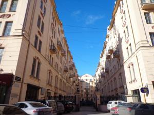 Apartment on Rubinshteyna 23, Apartmanok  Szentpétervár - big - 1