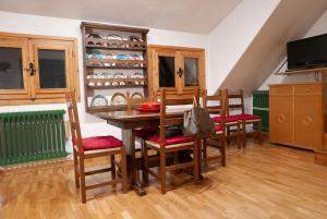 Appartamento Rivisondoli, Apartmanok  Rivisondoli - big - 3