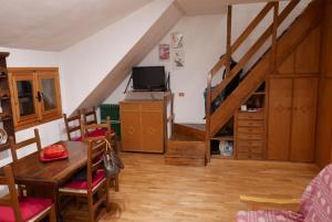 Appartamento Rivisondoli, Apartmanok  Rivisondoli - big - 5