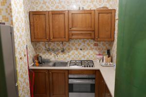 Appartamento Rivisondoli, Apartmanok  Rivisondoli - big - 6