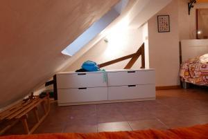 Appartamento Rivisondoli, Apartmanok  Rivisondoli - big - 8