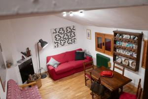 Appartamento Rivisondoli, Apartmány  Rivisondoli - big - 1