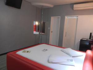 Motel Kamasary (Adult Only), Hodinové hotely  Camaçari - big - 6