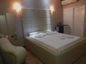 Motel Kamasary (Adult Only), Hodinové hotely  Camaçari - big - 7