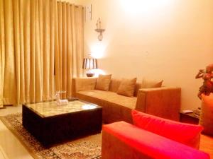 The Buddhayan Villa, Апартаменты  Джайпур - big - 3
