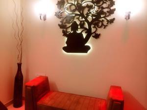 The Buddhayan Villa, Апартаменты  Джайпур - big - 13