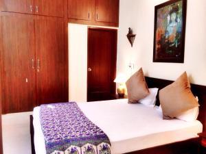 The Buddhayan Villa, Апартаменты  Джайпур - big - 20