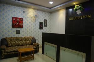 Hotel Sivas Regency, Hotel  Theni - big - 35