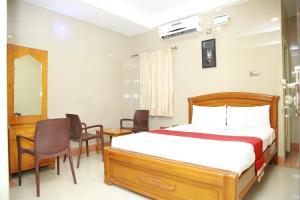 Hotel Sivas Regency, Hotels  Theni - big - 11