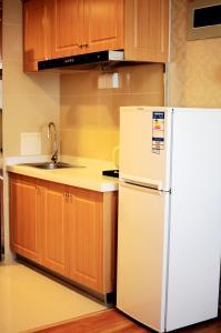 Bedom Apartments · High Tech Wanda, Jinan, Апарт-отели  Цзинань - big - 23