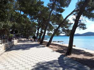 Mobile Homes Seashell Soline, Holiday parks  Biograd na Moru - big - 16