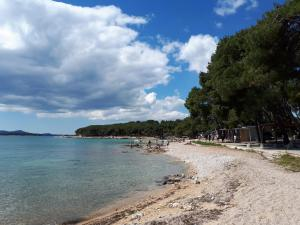 Mobile Homes Seashell Soline, Holiday parks  Biograd na Moru - big - 33