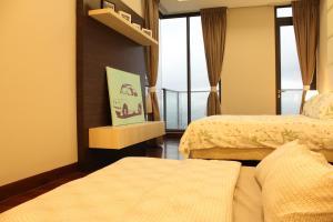 Cozy 2bedroom with sky garden spacious Nr Publika