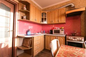 Apartments on Krupskaya, Appartamenti  Omsk - big - 5