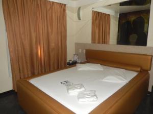 Motel Kamasary (Adult Only), Hodinové hotely  Camaçari - big - 11