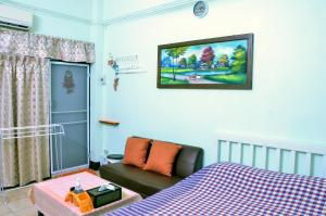 The Backpacker Station, Apartments  Nonthaburi - big - 19