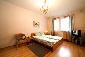 Apartment on ulitsa Ostrovityanova
