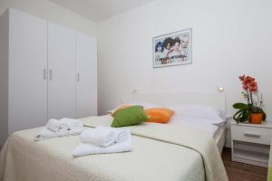 Apartments Lala, Ferienwohnungen  Tučepi - big - 12