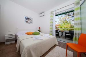 Apartments Lala, Ferienwohnungen  Tučepi - big - 14