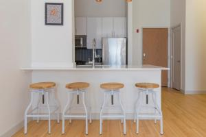 Two-Bedroom on D Street Apt 158, Ferienwohnungen  Boston - big - 5