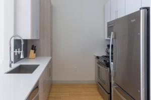 Two-Bedroom on D Street Apt 158, Apartmány  Boston - big - 11