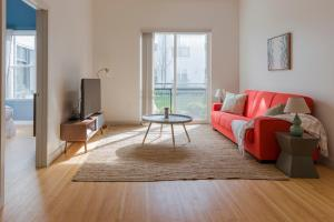 Two-Bedroom on D Street Apt 158, Ferienwohnungen  Boston - big - 20