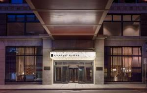 Embassy Suites By Hilton Minneapolis Downtown Hotel, Миннеаполис