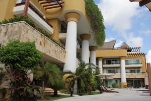 Luxury Condohotel on the Beach, Pueblito Escondido, Апартаменты  Плая-дель-Кармен - big - 65
