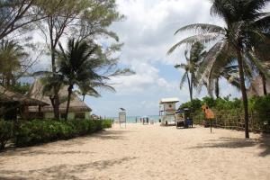 Luxury Condohotel on the Beach, Pueblito Escondido, Apartmanok  Playa del Carmen - big - 51