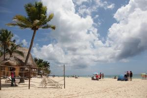 Luxury Condohotel on the Beach, Pueblito Escondido, Apartmanok  Playa del Carmen - big - 78